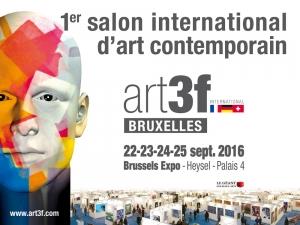 Salon d'art contemporain - Bruxelless