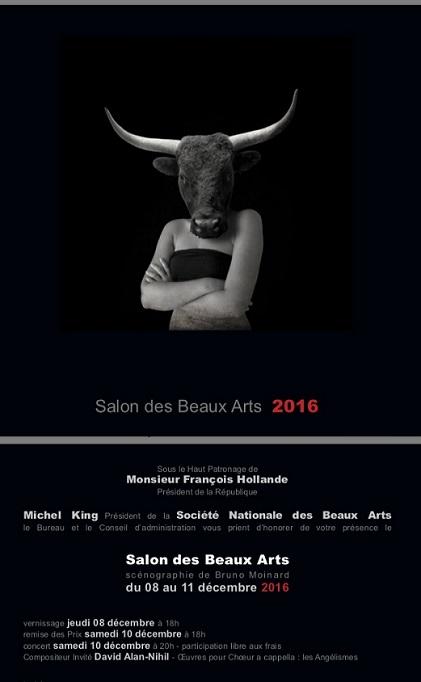 Salon des Beaux Arts 2016