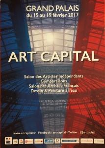 ArtCapital, du 15 au 19 février 2017, grand Palais, Paris