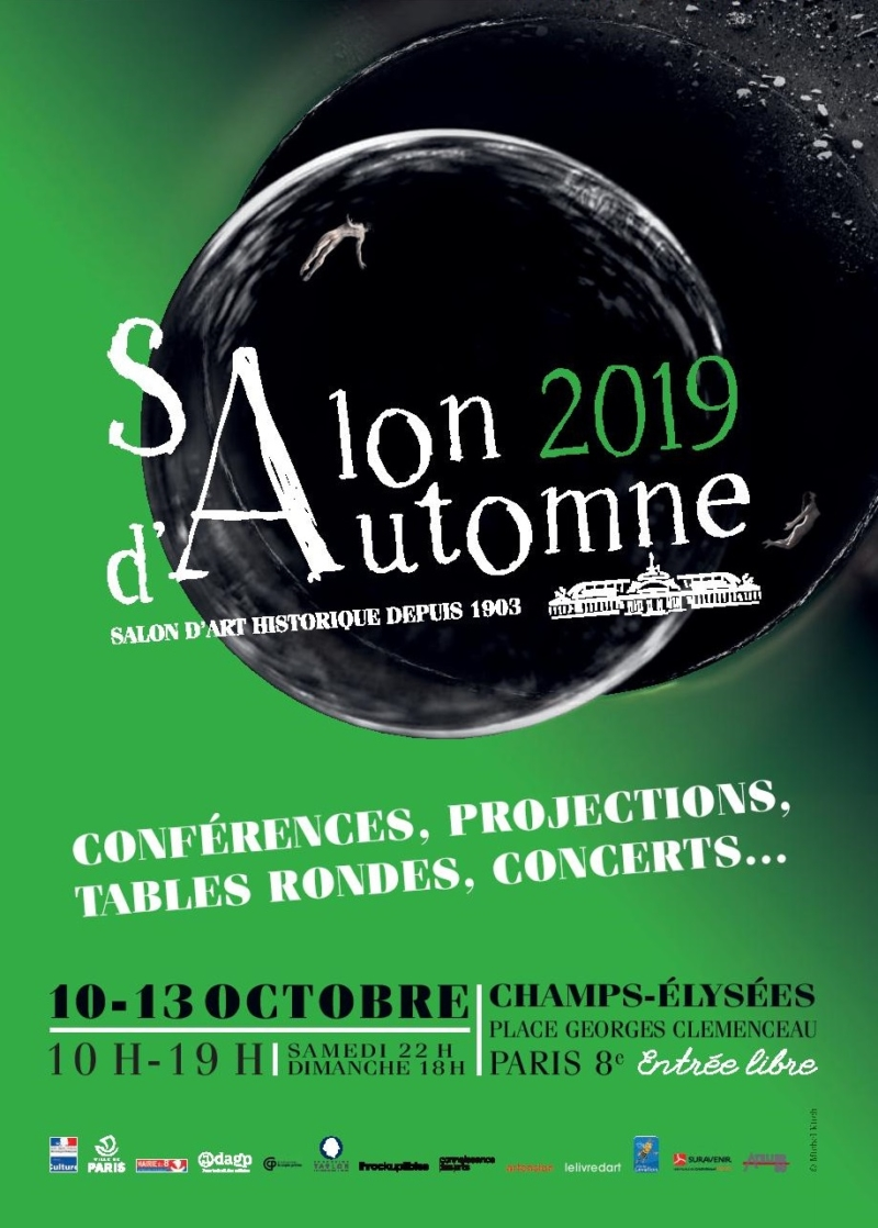 Salon d'automne 2019 - Paris