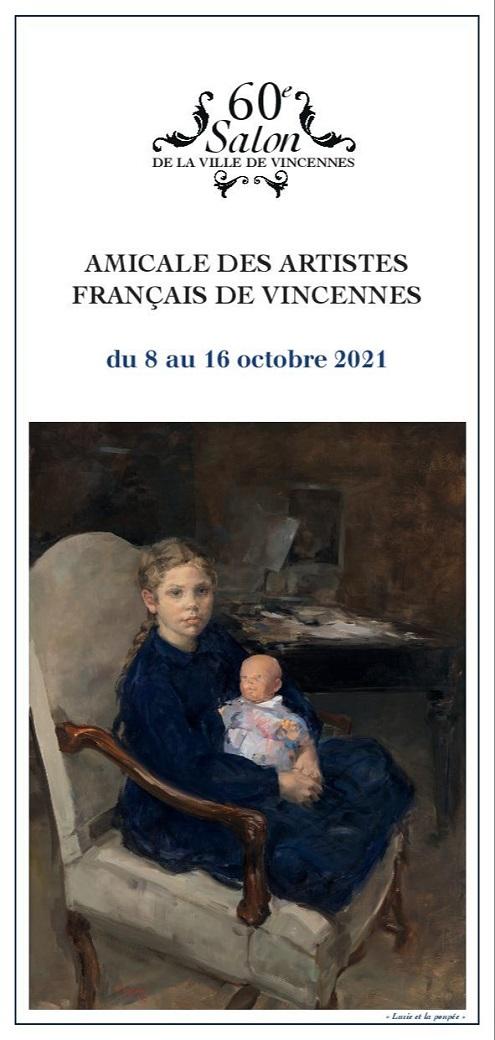 Exposition 60eme Salon de Vincennes